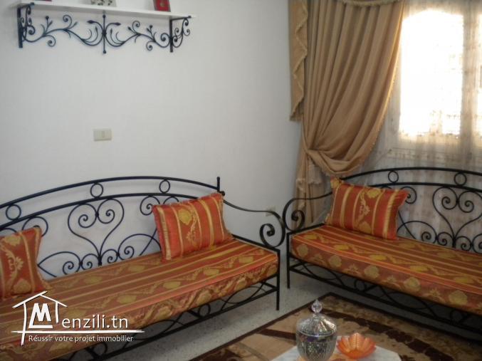 Une maisonnette de 170 m² à 200000 DT sur la route de Bir Bouregba
