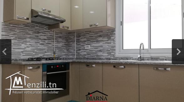 Luxueux Appartement S+2 jamais habité à Khzema