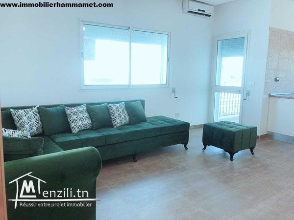 Appartement Adem à Hammamet Nord