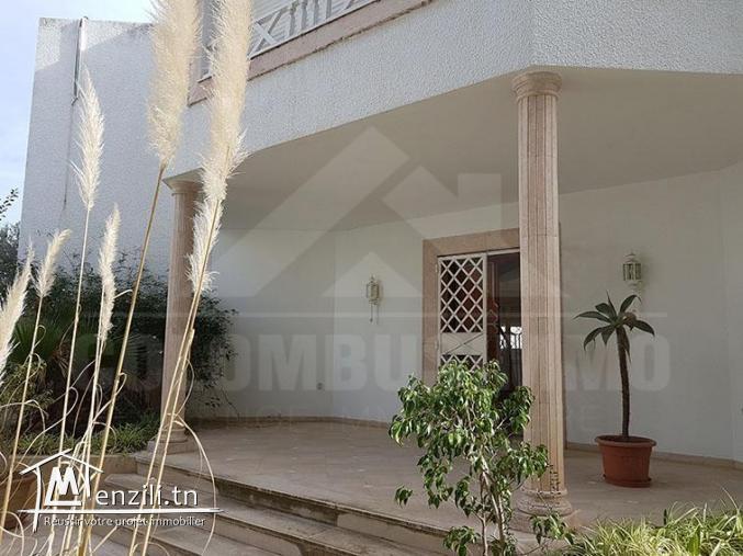 Superbe villa à Ennaser 2