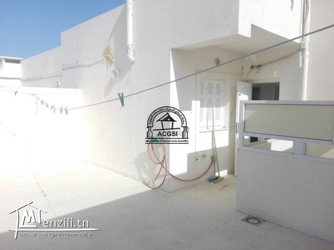 À louer cet appartement bien Meublé à Monastir