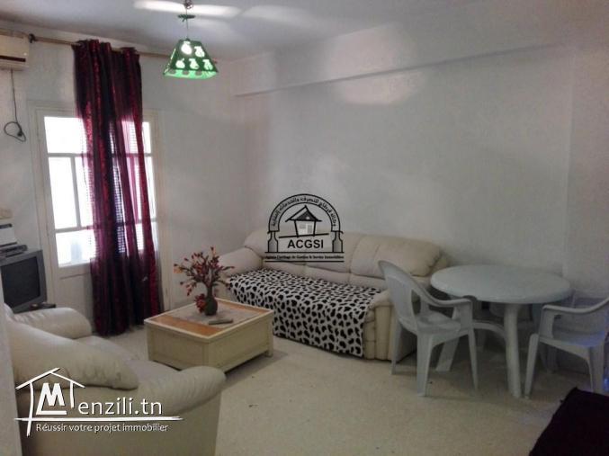 Appartement meublé pas loin de faculté de médecine Monastir