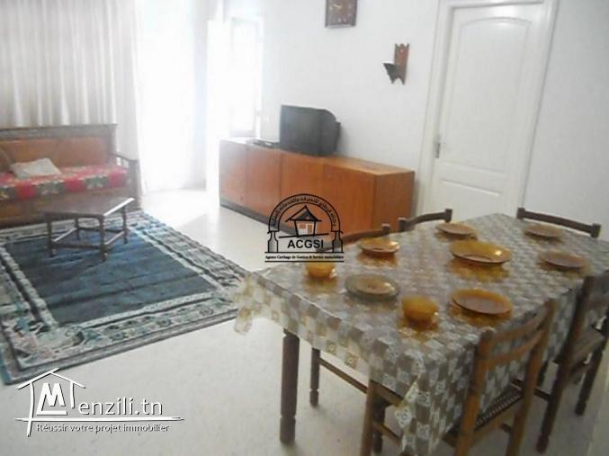 À vendre ce spacieux appartement à cité El Agba Monastir