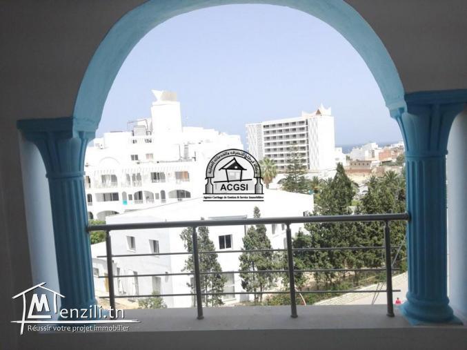 À vendre cet appartement au centre-ville en face d'hôtel El Habib