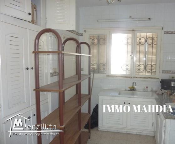 À Vendre un appartement en 1 étage