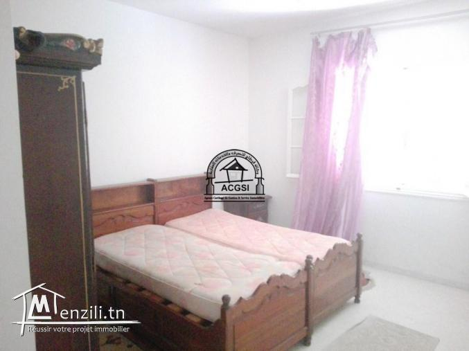 À vendre cet appartement à Stah Jaber Monastir