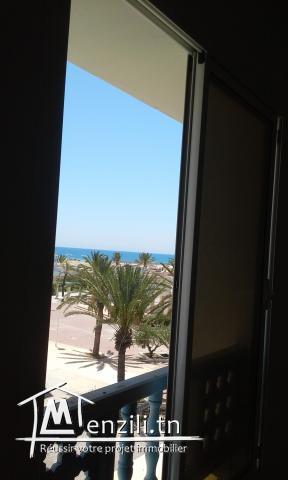 Un appartement de 70 m² à 265 MDT à la Marina de Hammamet