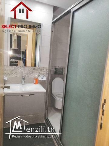 Appartement S+1 meublé à Mrezga – NLA111