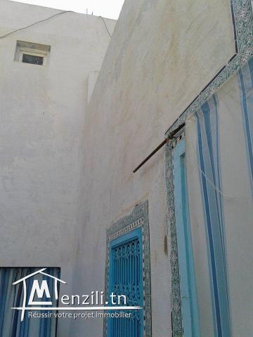 Une maisonnette arabe à 250.000 DT à Hammamet