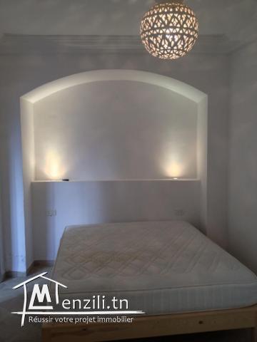 Maison Hammametoise(Réf: V215)