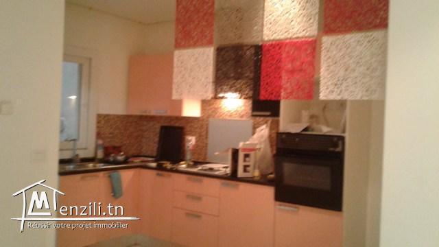 A louer à l'année à Sousse corniche  un bel appartement