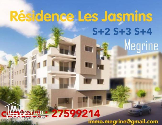 Luxueux S3 THS à Megrine