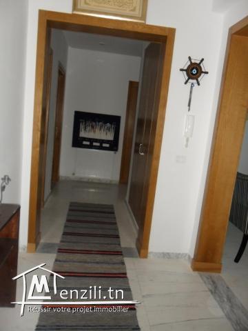 شقة قبلية للبيع 138م بطريق تونس كم 0,5