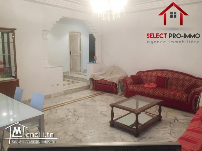 Villa meublé à AFH 1 Nabeul – NLA115
