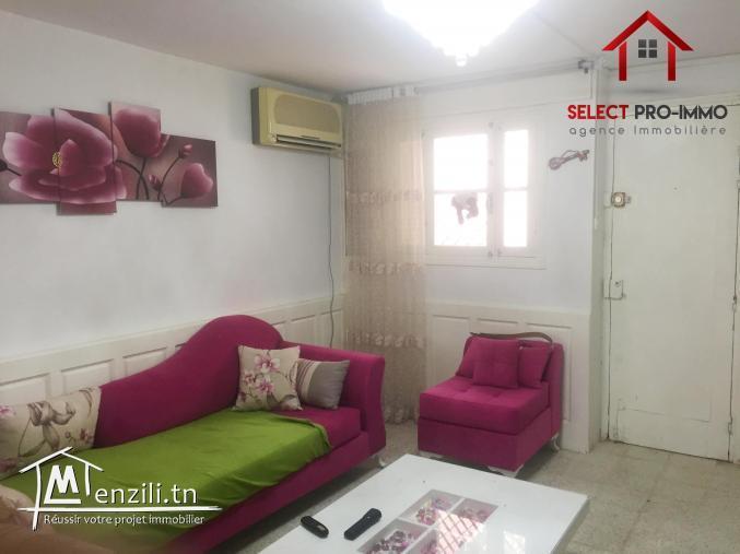 S+2 meublé à Mahressi – NLA114