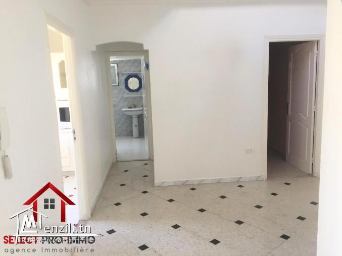 Appartement S+3 à Nabeul – NLA105