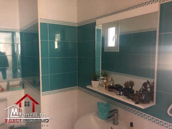 Appartement S+2 à Mrezgua – NLA099