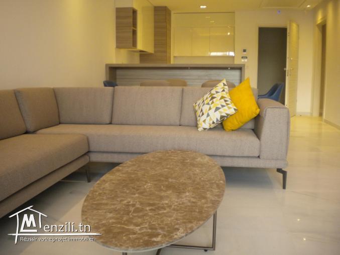 Un appartement de 70 m² à 220 MDT