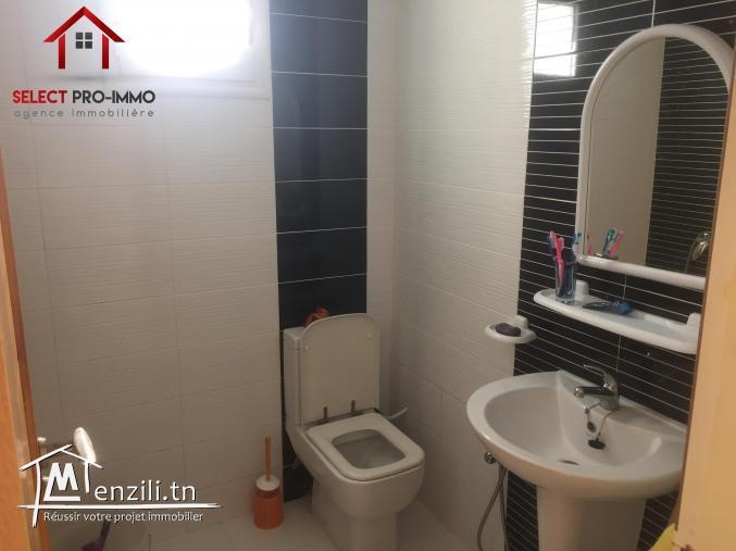Appartement S+1 à Mrezgua – NLE082