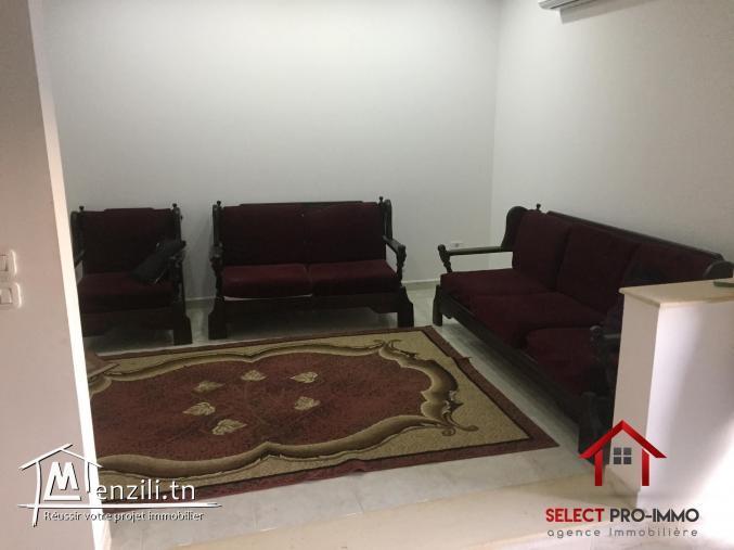 Étage du villa S+1 meublé – NLA096