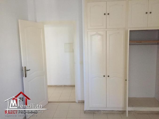 Etage du villa S+3 à AFH Mrezga – NLA095
