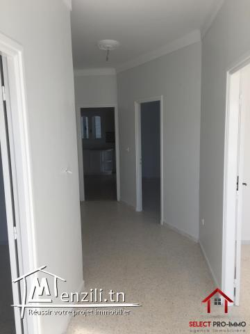 Un étage du villa S+2 de 140 m² à Nabeul – NLA094