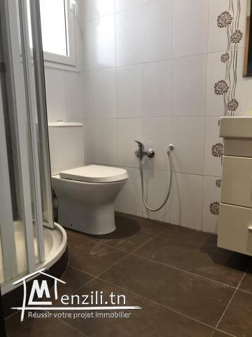 Appartement lac 2 vide mal0037