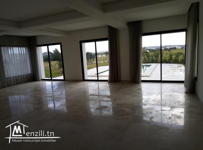 Villa au Zone Touristique Gammarth