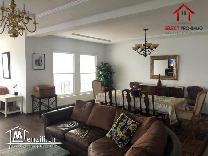 Appartement S+3 meublé à Hammamet Nord – NLA091