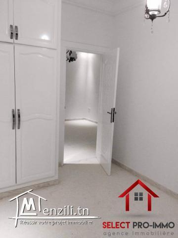 Appartements S+2 de 85 m² à Nabeul – NLA119