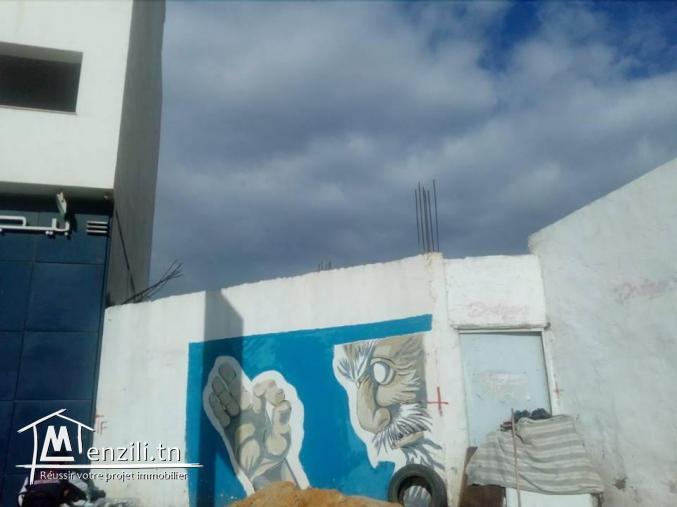 terrain en plein centre ville baraket sahel