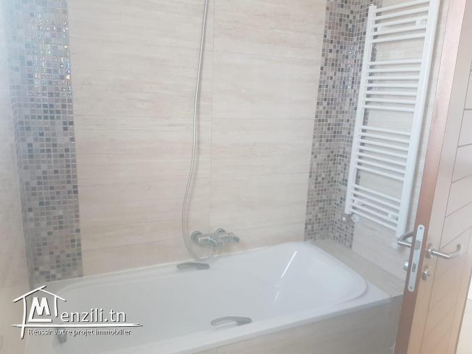 Appartement avec jardin aux jardins de Carthage ref MAL0083