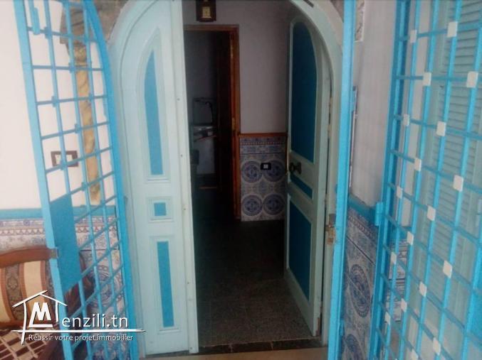 Deux étages de maison prés de yassmin hamamet