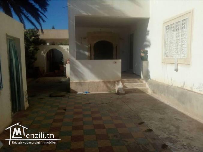 maison plage beni khiar