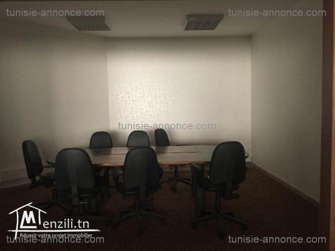 Un bureau au lac 1  ref lcz117