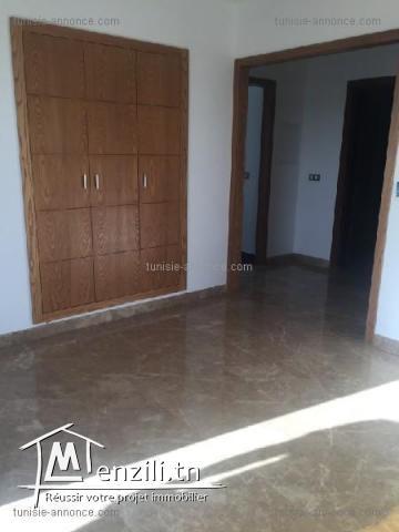 Un appartement à cité les palmeraies ref  mz756