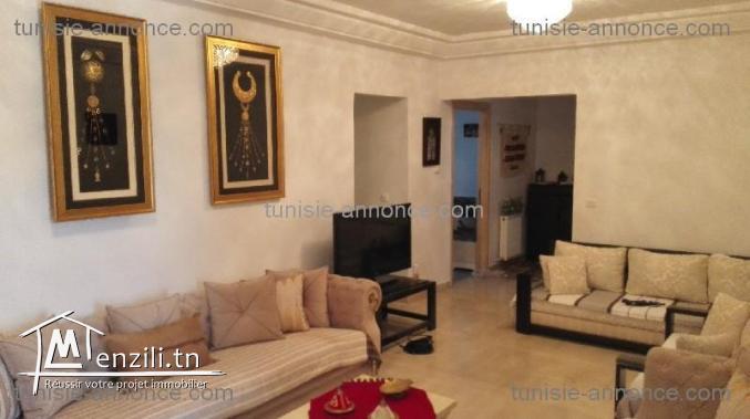 Joli appartement s2 à la soukra  mz795