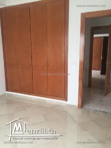 Un appartement à cité les palmeraies ref mz735