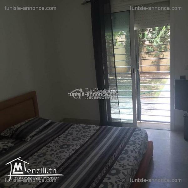 Un appartement meublé au lac2 ref al1454