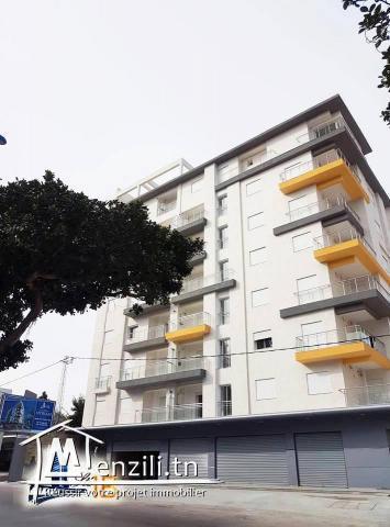 des appartements s+1 S+2 s+3 et duplex