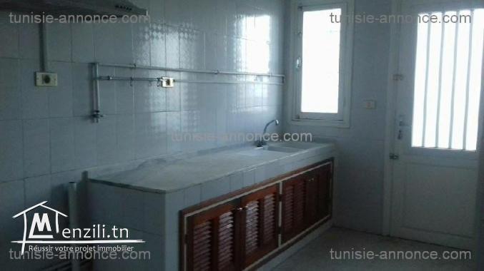 Un appartement à la marsa plage ref al1762
