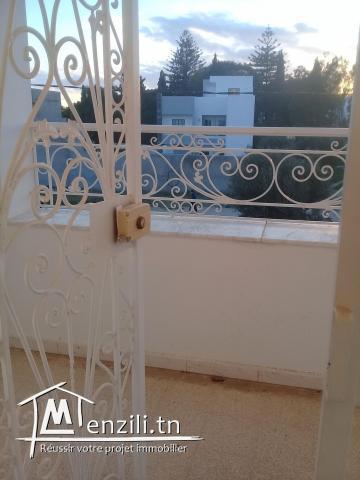 Spacieux s+1 à Corniche Hammamet