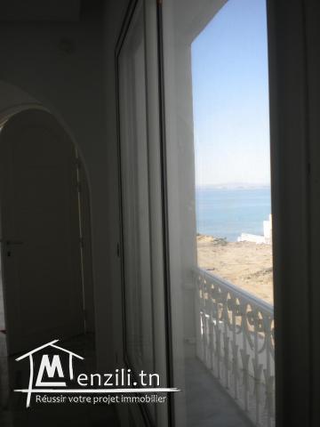 Un appartement à Hammamet, Pieds dans l'eau, de 125 m² à 470 MDT