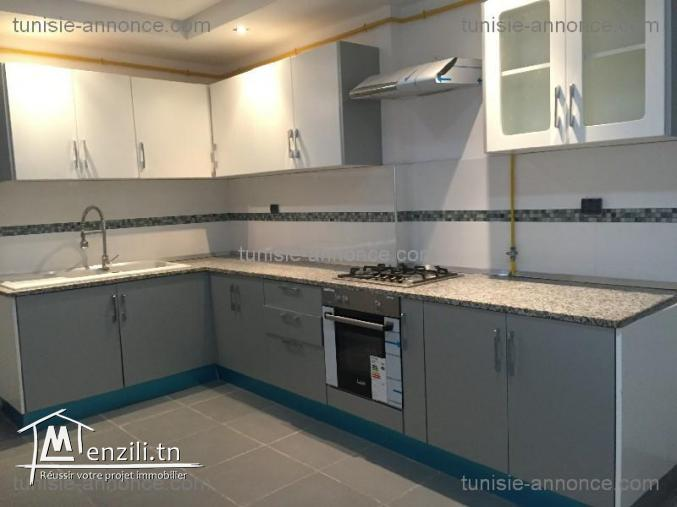 Un spacieux appartement à ain zaghouane ref mz673