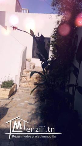 etage de villa a louer a ben Arous
