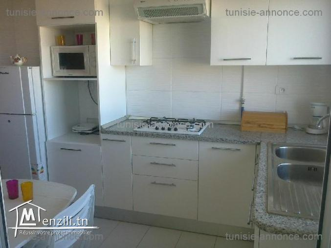Un appartement au jardin de carthage ref al1238