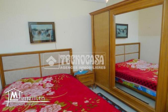 S+3 de 140 m² à Sahloul