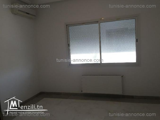 Un appartement neuf à ain zaghouan ref mz672