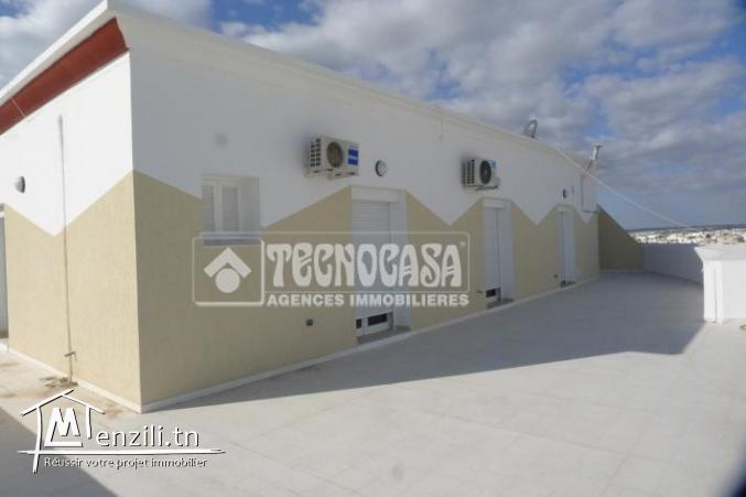 S+3 de 265 m² à Sahloul