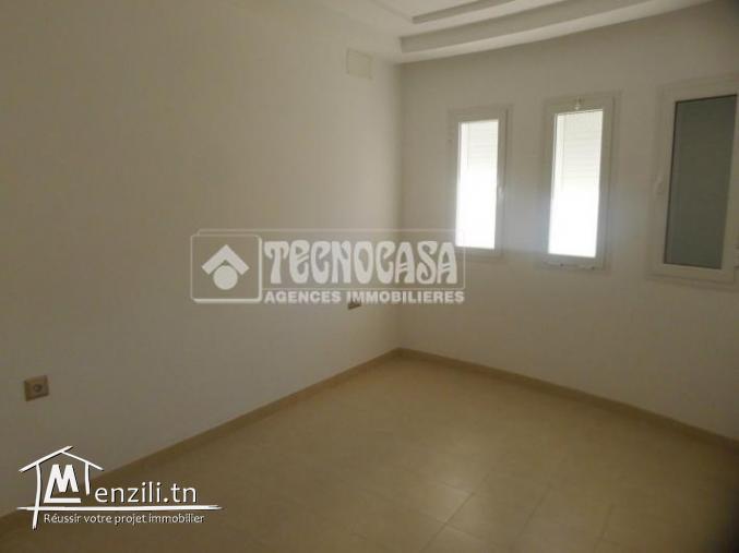 S+2 de 105 m² à Sahloul